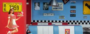 1950 American Diner Forte dei Marmi