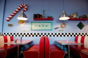 1950 American Diner Poggibonsi